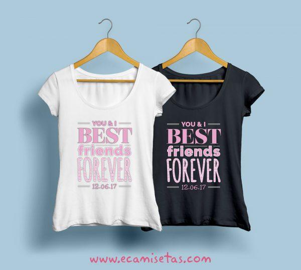camisetas best friend baratas