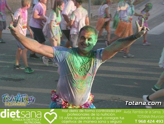 Camisetas Paint Run Festival Totana