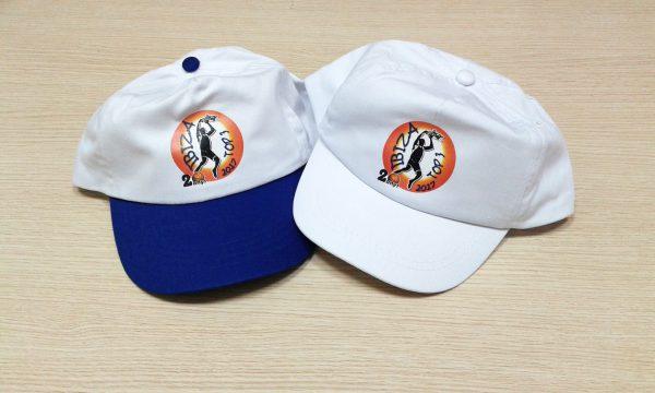 gorras basket personalizadas