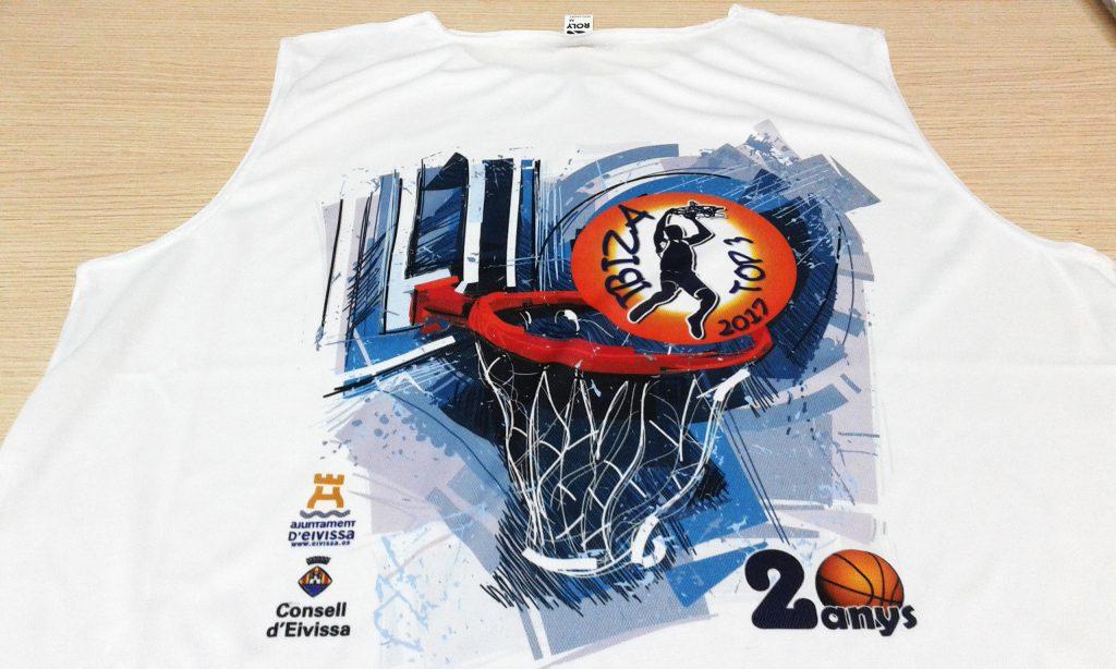 camisetas técnicas basket