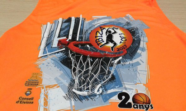 Camisetas baloncesto baratas