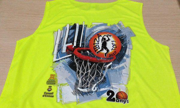 camisetas basket econónmicas