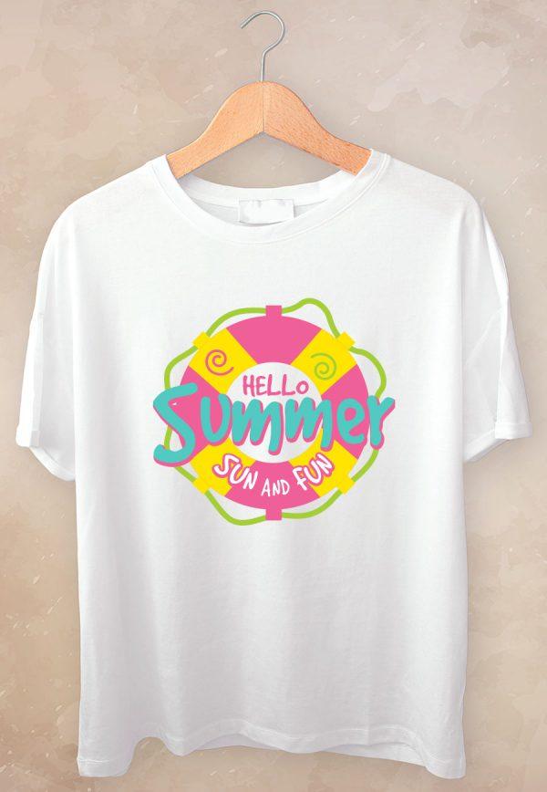 Camisetas personalizadas para campamentos