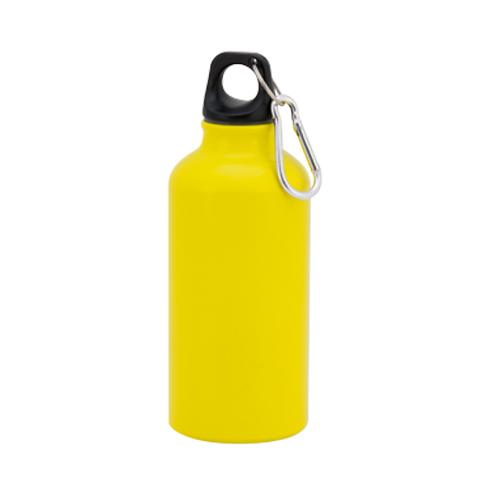 cantimplora personalizada amarilla