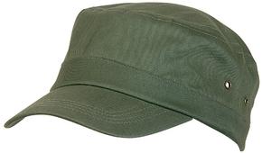 gorra verde militar
