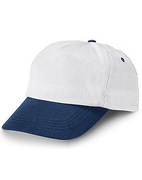gorra bicolor barata