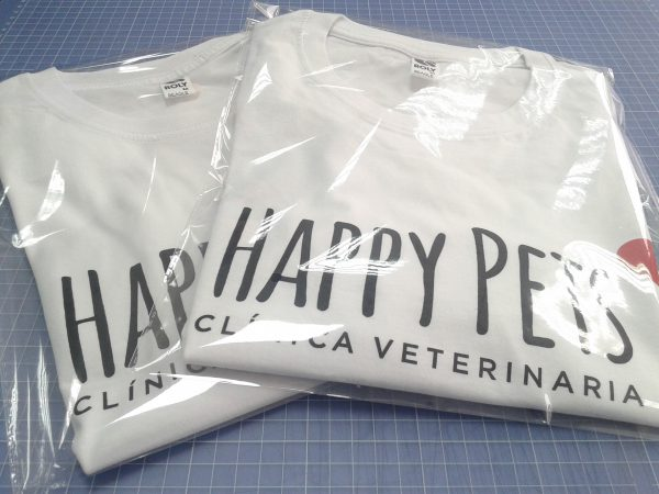 camisetas Vets Happy Pets