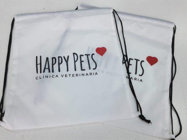 mochilas personalizadas baratas Vets Happy Pets