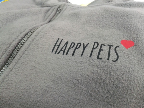 Polar personalizado happy pets