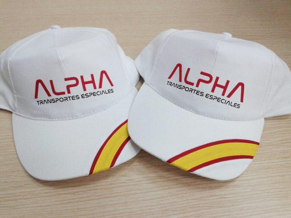 gorras personalizadas espana
