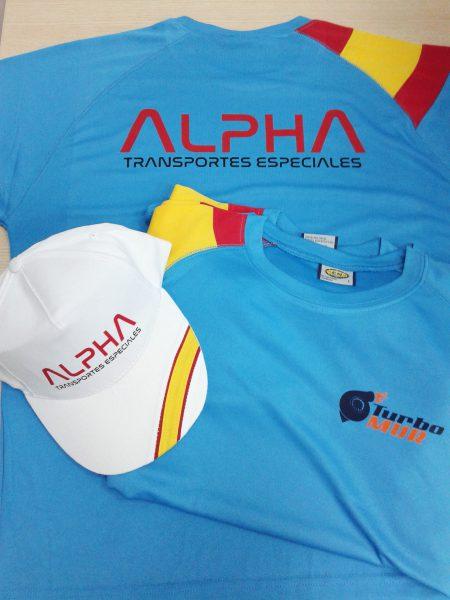 merchandising turbomur y transportes alpha murcia