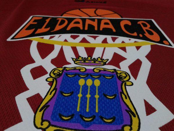 camiseta baloncesto personalizada