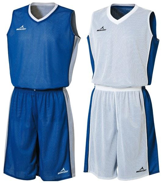 equipaciones baloncesto basket mercury