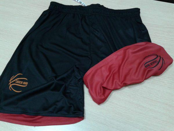 pantalon reversible balncesto