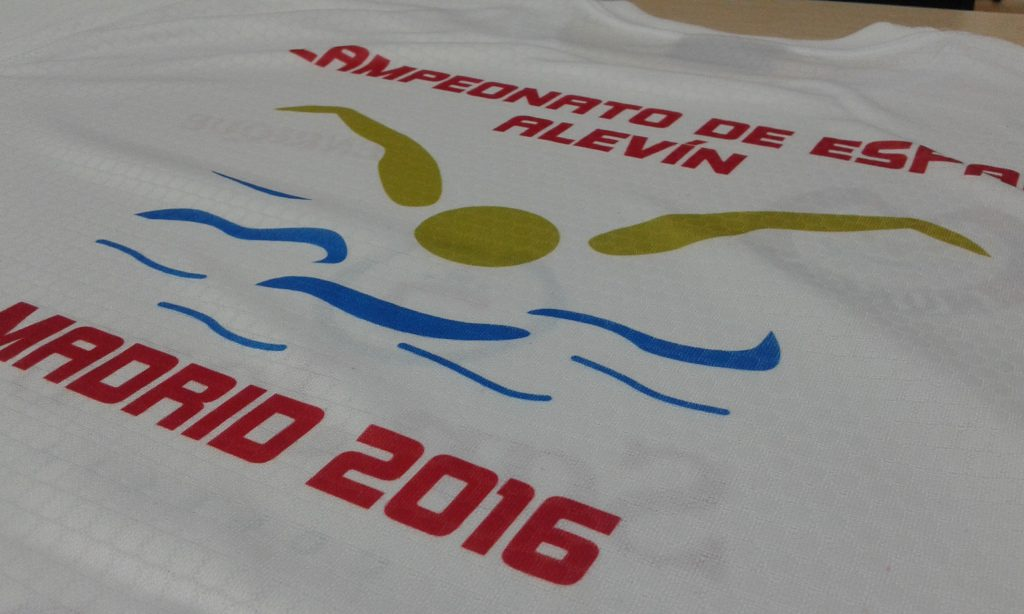 camisetas club natacion murcia