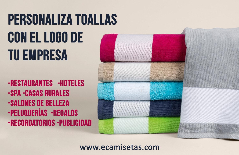 toallas personalizadas baratas