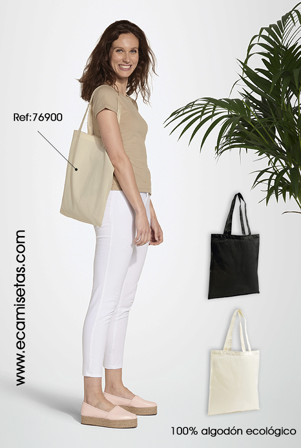 bolsas algodon ecologico