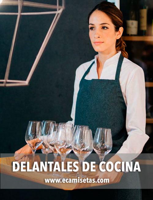 Delantales de cocina Velilla