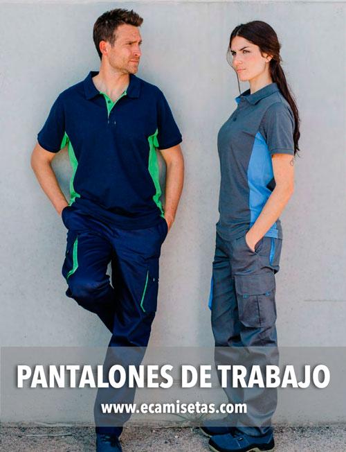 Pantalones de trabajo Velilla
