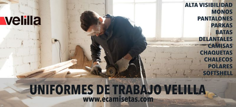 e42e5d6678f Velilla - Ropa Laboral, Vestuario y Uniformes Velilla - Blog Ecamisetas
