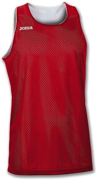 camiseta baloncesto reversible