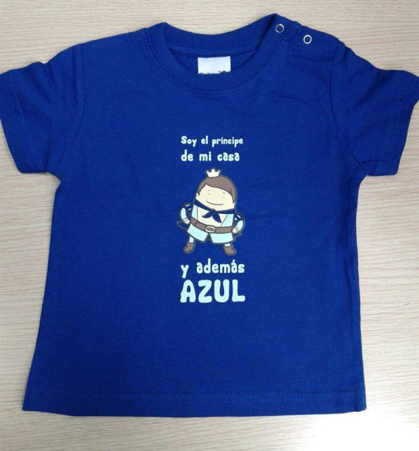 Camiseta paso azul Lorca