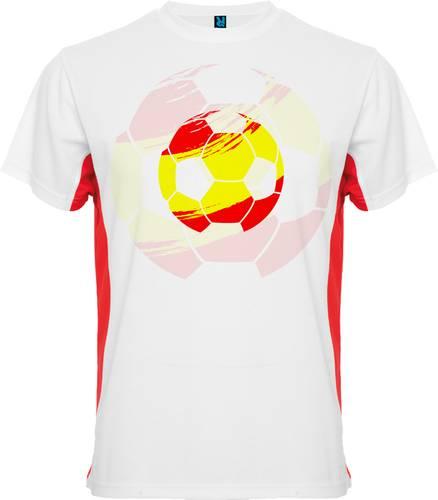 camisetas personalizadas mundial