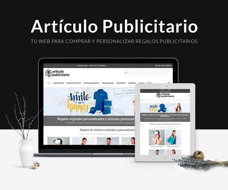 Regalos promocionales -Artículo Publicitario