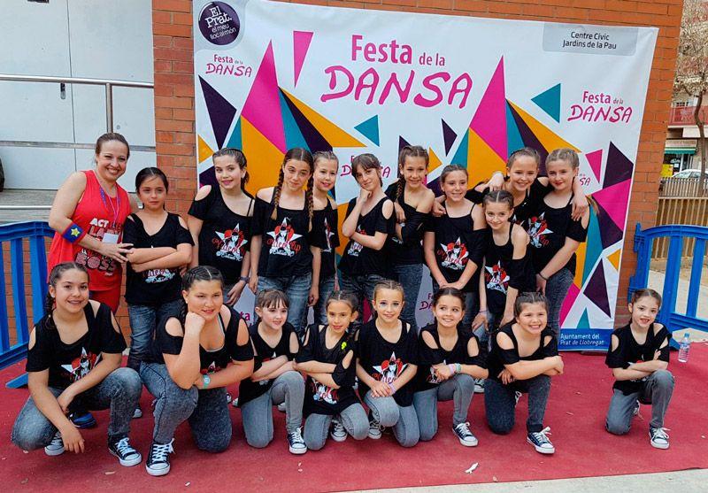 Camisetas danza Estudi10