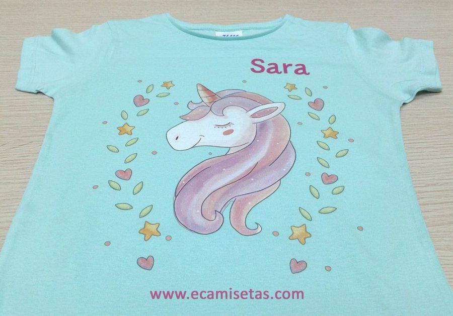 fe522422d71 camisetas infantiles personalizadas. Camiseta unicornio. Ropa infantil  barata