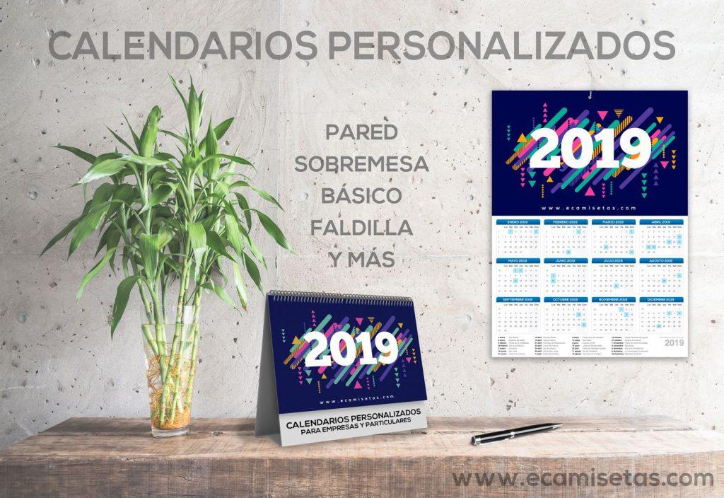 Calendarios personalizados para empresas