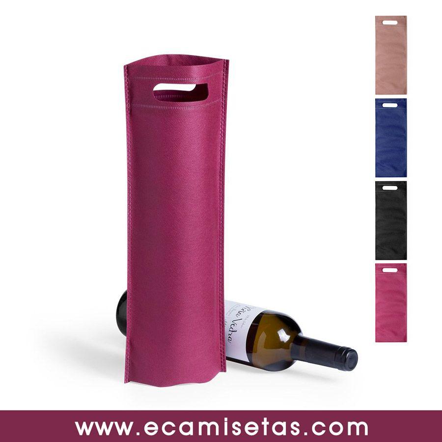 Funda para vino personalizada