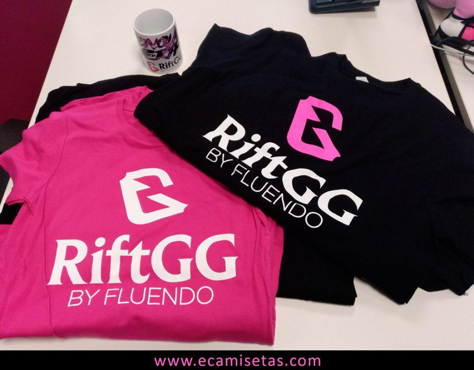 Camisetas gaming personalizadas