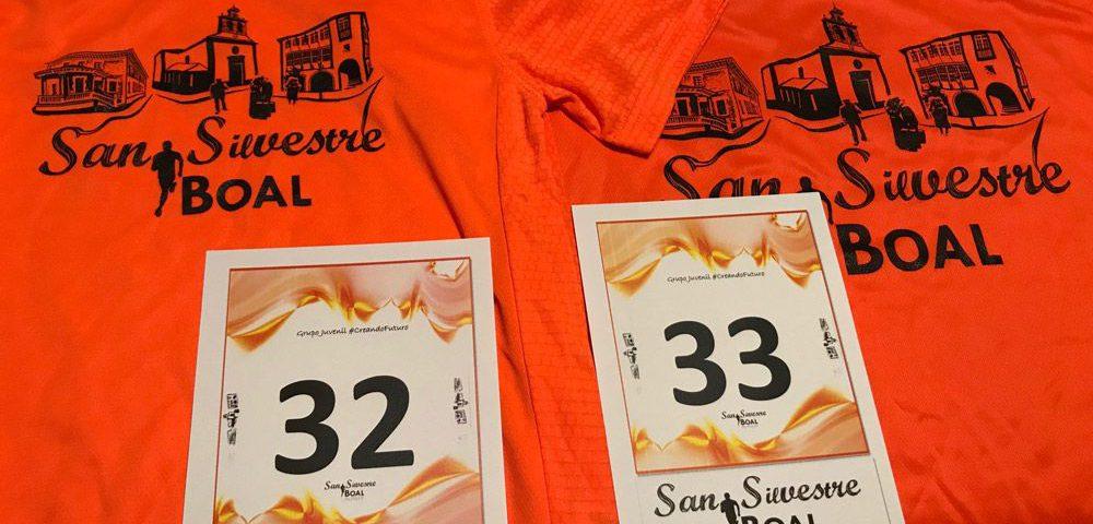 Camisetas San Silvestre