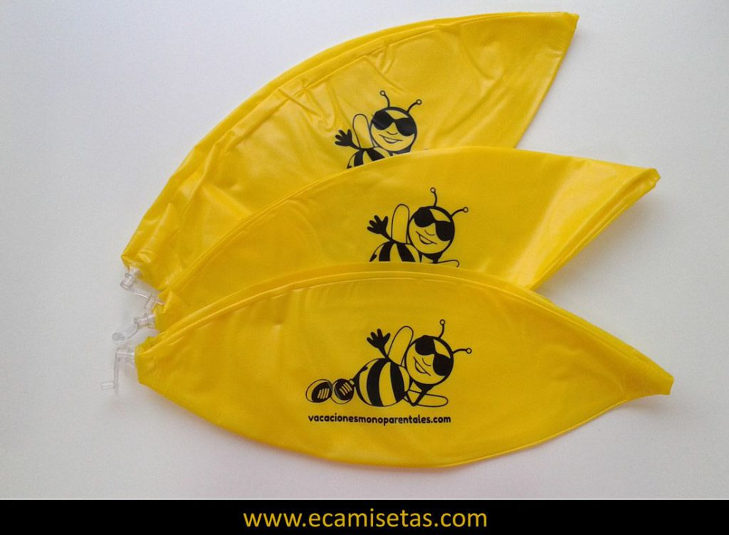 Balones hinchables personalizados
