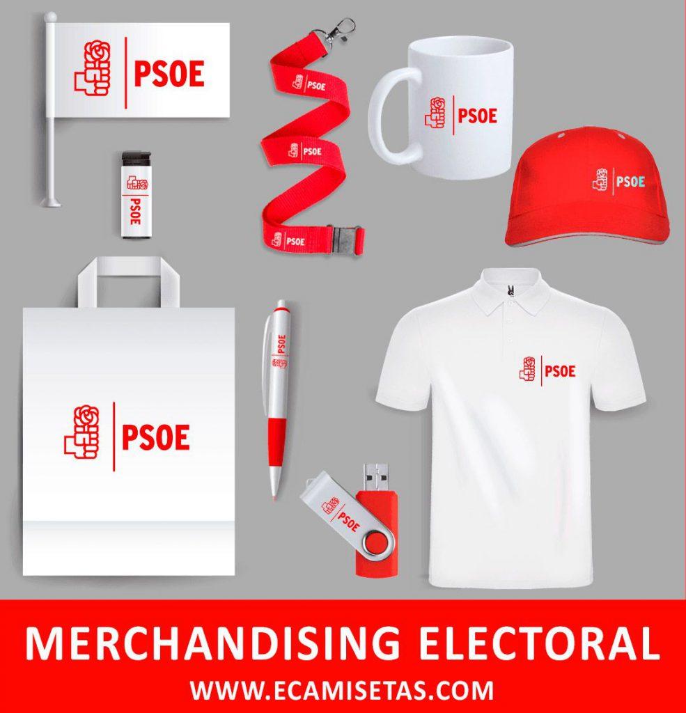 merchandising-electoral-psoe