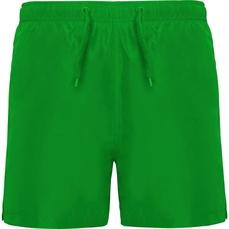 Bañador verde personalizado