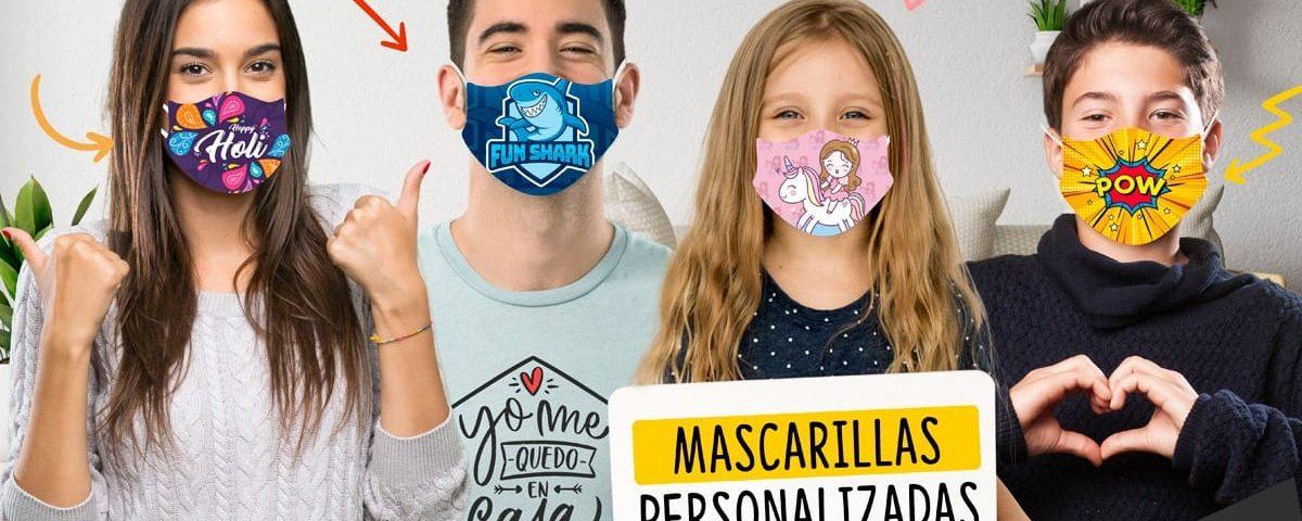 mascarillas personalizadas