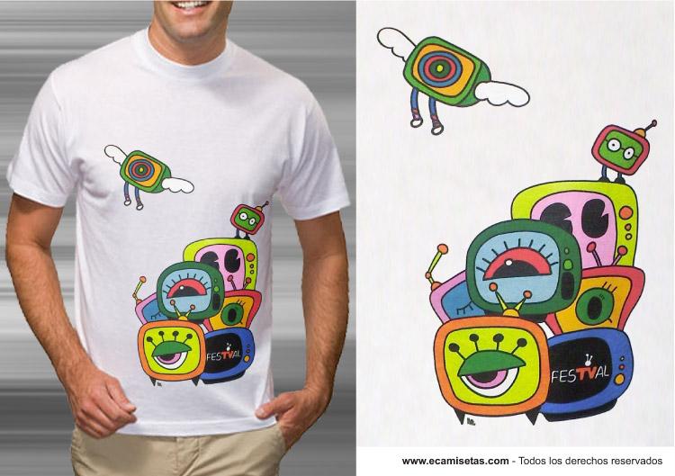 ec5c3231fb3ee Serigrafía Camisetas. Serigrafía Textil con Calidad - Ecamisetas