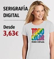 90e7e850e Camisetas Personalizadas - Serigrafia Camisetas Baratas - Ecamisetas