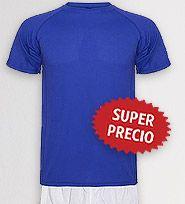 f589025904adb Camisetas técnicas y equipaciones deportivas personalizadas muy baratas.  Equipación deportiva Montecarlo